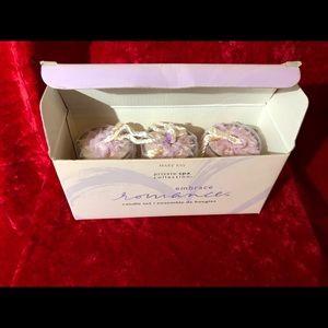 Mary Kay Accents - New!  Mary Kay Romance Candle Set